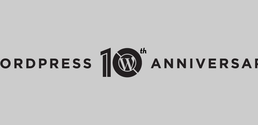 WordPress & Me – 10 Year Anniversary Project Entry
