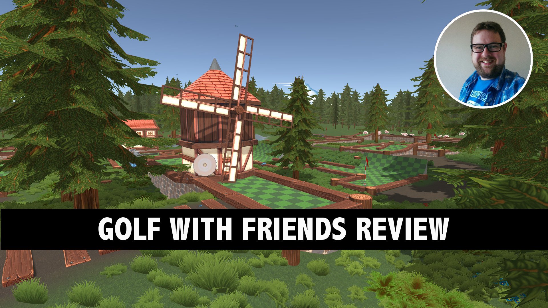 Golf With Your Friends - Review - Rhys Wynne Golf With Friends