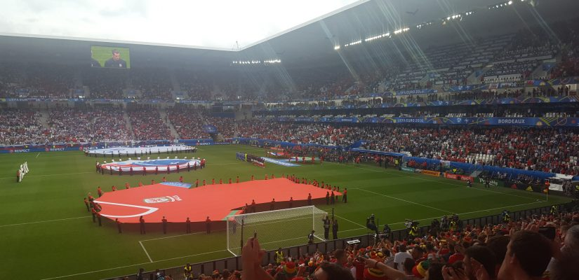 Je ne veux pas aller travailler – What Being Welsh at Euro 2016 Meant to Me