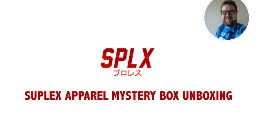 Suplex Apparel Mystery Box Unboxing