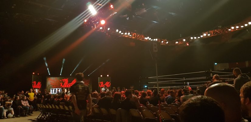 3 Favourite Wrestling Matches (I Saw Live) in 2019