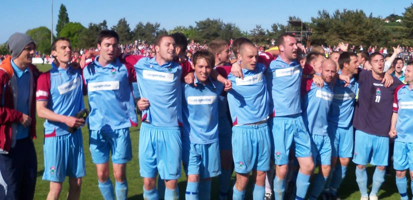 'Crisis' at Colwyn Bay Football Club