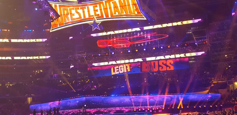 My Favourite Moment from Wrestlemania 32
