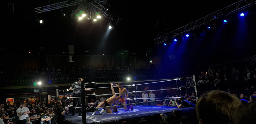 5 Favourite Wrestling Matches (I Saw Live) in 2018